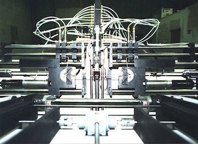 Example of a Custom Machine Designed and Built by Optimex Engineering