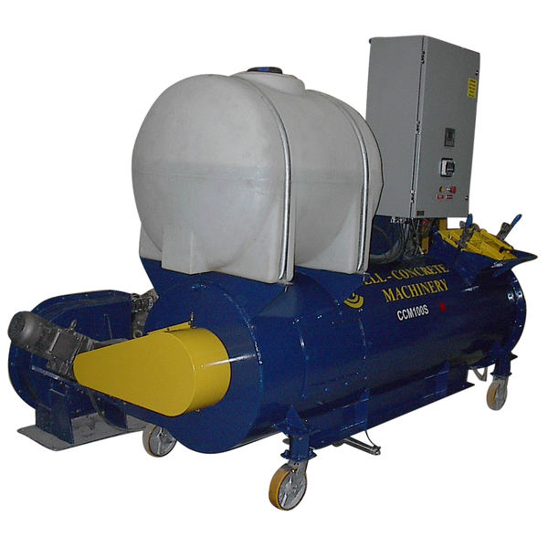 Cellular Lightweight Concrete Machines : Cellular concrete machinery optimex engineering limited