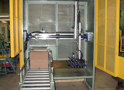 Example of One of Our Industrial Robots